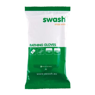 Bathing gloves
